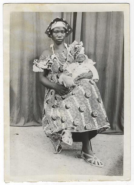 Seydou Keïta, 'Sans titre', 1956