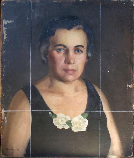 Bernard Perlin, 'Anna Perlin', 1935