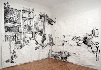 Dawn Clements, 'Susan Rethorst's', 2011