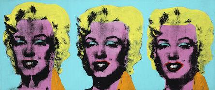 Andy Warhol, 'Three Marilyns ', 1962