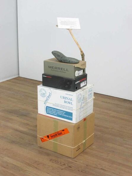 Jimmie Durham, 'Anti-Brancussi', 2005