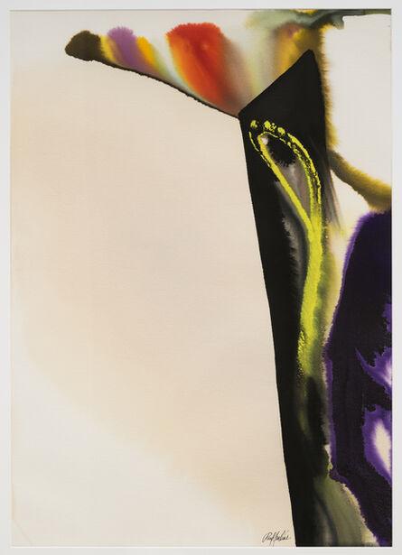 Paul Jenkins, 'Phenomena Morgan's rope', 1979