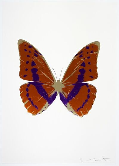 Damien Hirst, 'The Souls III - Prairie Copper/Imperial Purple/Cool Gold ', 2010