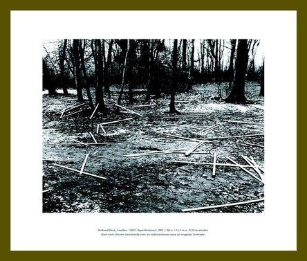 Roelof Louw, 'Holland Park', 1967