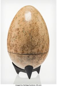 Hans Hedberg, 'Egg Box with Stand', circa 1960