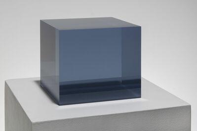 Peter Alexander, '5/18/18 (Blue Black Box)', 2018