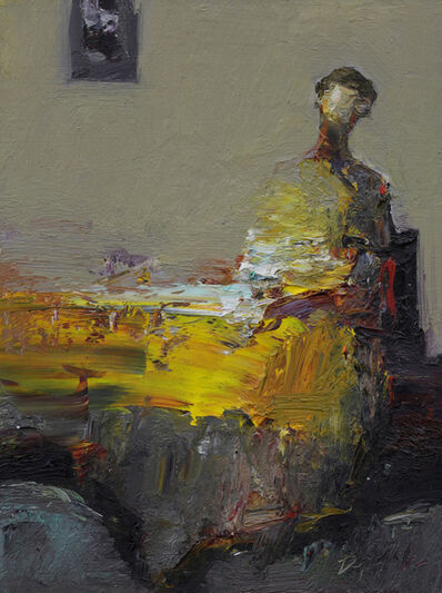 Danny McCaw, 'Seated Figure', 2015