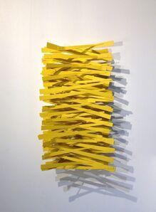 Ricardo Cardenas, 'Yellow Bosque', 2015