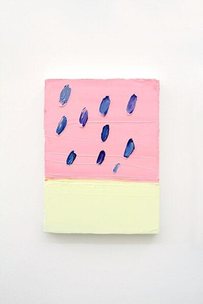 Pedro Caetano, 'Panqueca, morango, blueberry', 2016