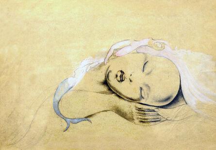 Hedda Sterne, 'Dream', ca. 1938