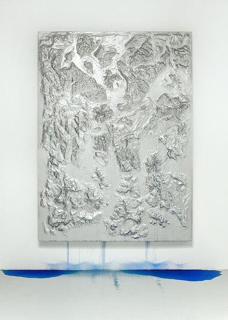 Thomas Feuerstein, 'SCHWITZBILD', 2020