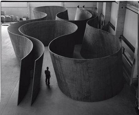 Richard Serra, 'Inside Out', 2013