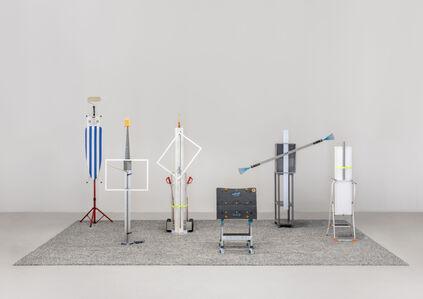 Florian Slotawa, 'Obi-Picasso', 2018