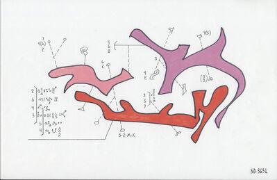 Anthony Braxton, 'Falling River Music (363h)', 2004