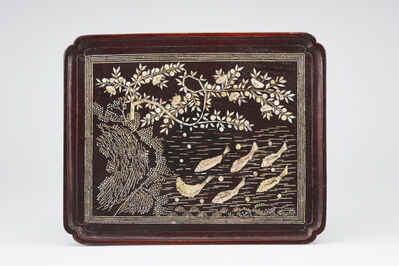 Unknown Artist, 'Table with fish motif', 1750-1800