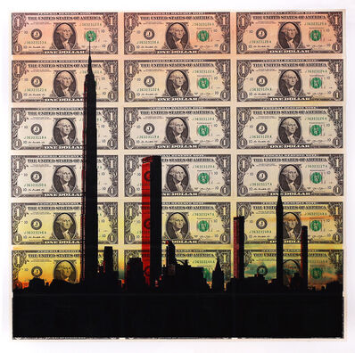 Giuseppe lo Schiavo, 'Art Currency - Distribution of Weath', 2014