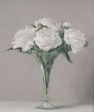 Raymond Han, 'Untitled (White Peonies)', 2004-2005