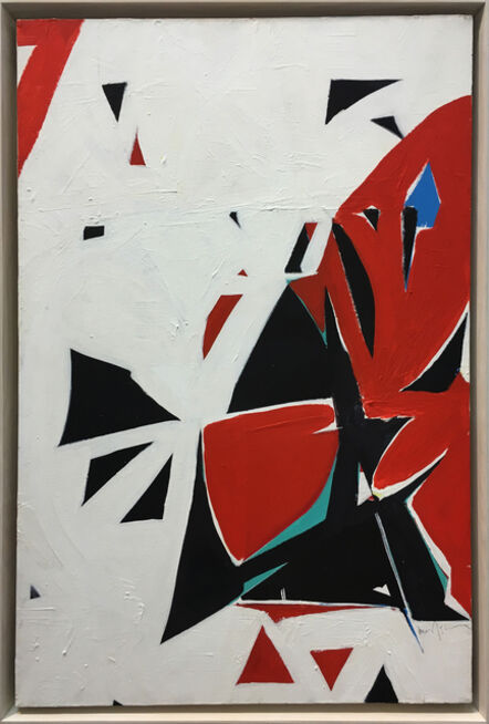 Beatrice Mandelman, 'Rift #3 (1231)', ca. 1986
