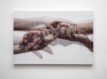 Sung Chul Hong, 'Strings Hands 005 ', 2014