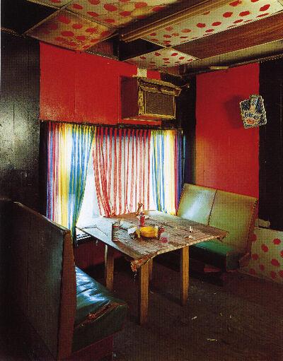 Birney Imes, 'Arcola Cafe, Arcola, Mississippi', 1985