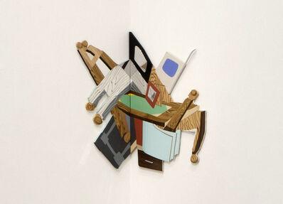 Richard Artschwager, 'Splatter office', 2000