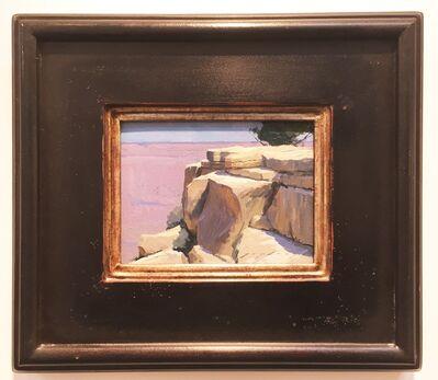 Jeremy Lipking, 'Moran Point Rocks', 2016