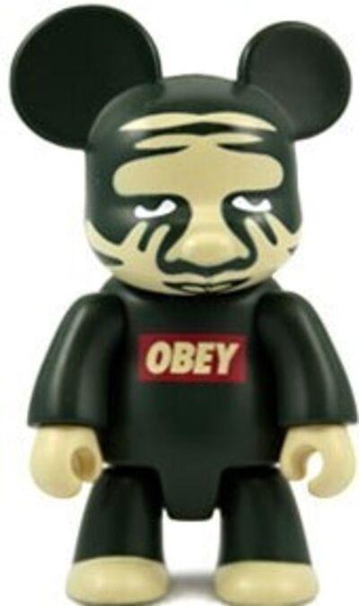 Shepard Fairey, 'Stealth Bomber Bear', 2006