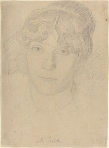 John Flaxman, 'Mrs. Tulk'