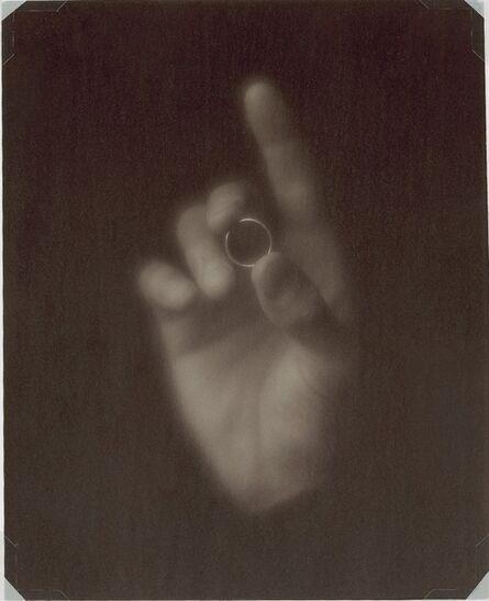 John Dugdale, '14 Avril 1893, Morton St.,NYC', 2002