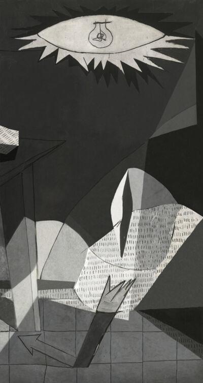 José Manuel Ballester, 'Luz en el Guernica', 2017