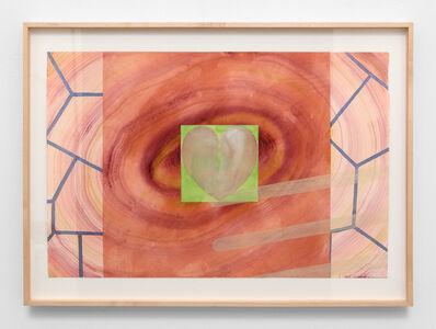 Billy Al Bengston, 'June Watercolor', 1994