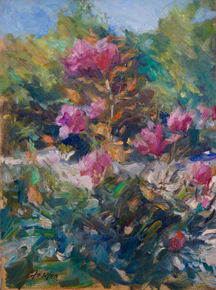Gordon Fowler, 'Roses ', 2017