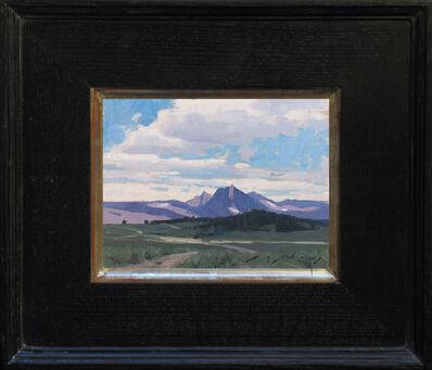 Jeremy Lipking, 'Long Valley Shadows', 2017
