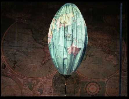 Eve Sonneman, 'The Deflated World', 1984