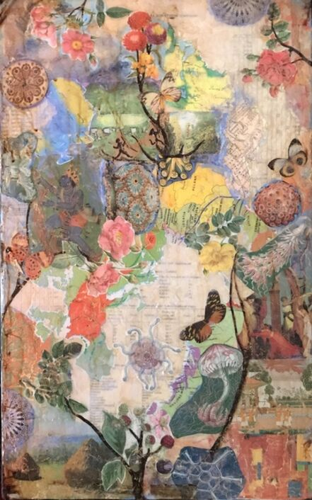 Suzy Scarborough, 'Tree of Life'