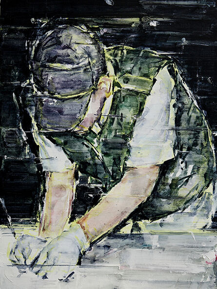 Ren Jing, 'Police', 2011