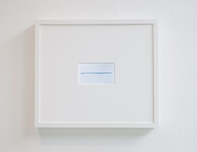 Johanna Reich, 'HORIZONT', 2013