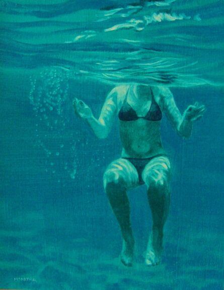 Patsy McArthur, 'Bounce', 2015