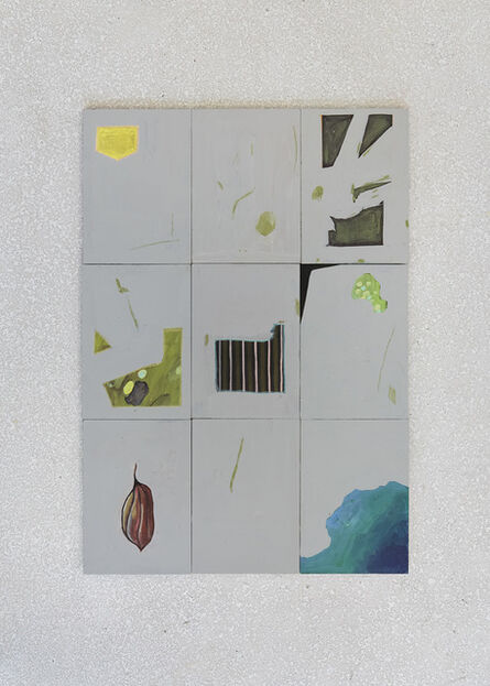 Jonathan Miles, 'Driftwork 1-9', 2020
