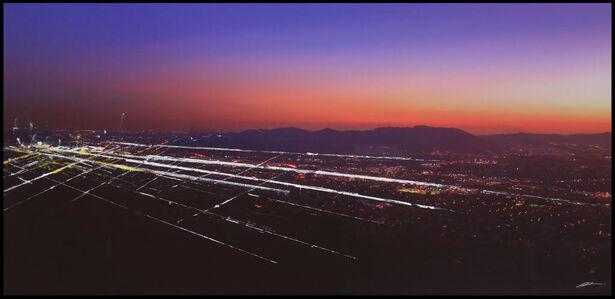 Pete Kasprzak, 'Burbank Hills', 2020