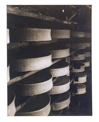 André Kertész, 'Cheese Racks, Paris', ca. 1928