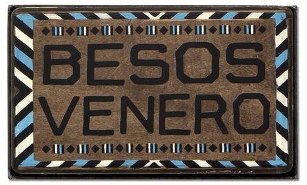 FAILE, 'Besos Venero', 2014