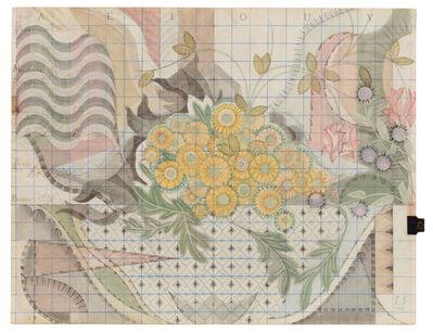 Louise Despont, 'Yellow Arrangement', 2017