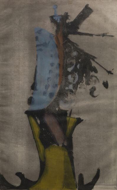 Geoffrey Clarke, 'Harlequin', 1956