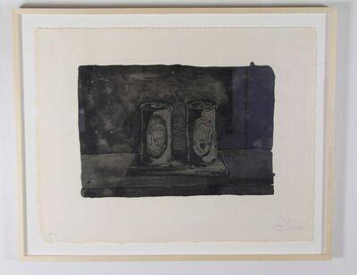 Jasper Johns, 'Ale Cans', 1975