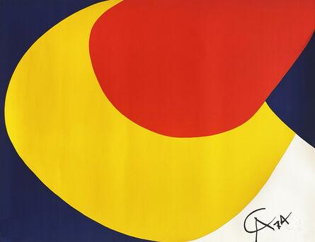 Alexander Calder, ''Flying Colors'', 1974