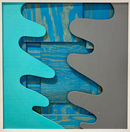 Mike Perry, 'Coming Together in Waves', 2019
