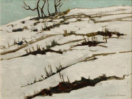 Robert Genn, 'January'