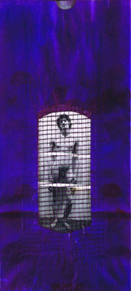 Robert Mapplethorpe, 'Untitled (Self-Portrait)', 1971