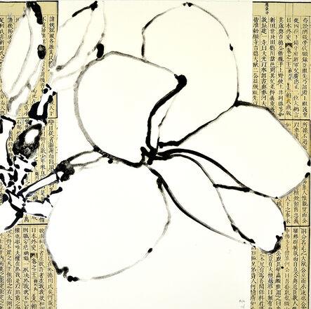 Robert Kushner, 'White Plumeria I', 2014